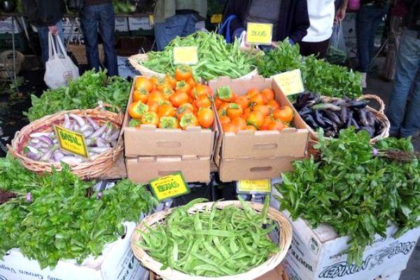 Santa Cruz Farmers Market