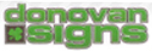 Donovan Signs